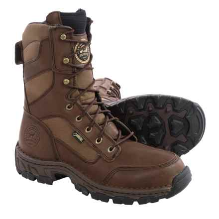 Irish Setter Havoc Gore-Tex® Leather Hunting Boots - Waterproof (For Men) in Brown - Closeouts