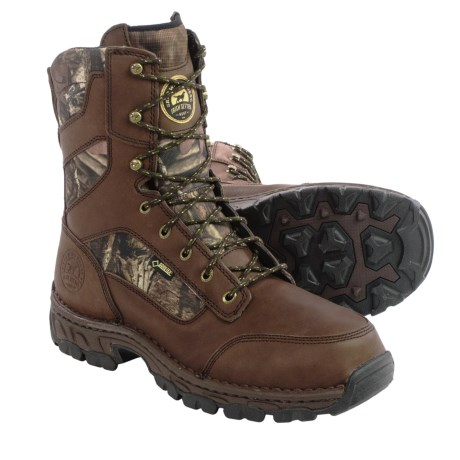 Irish Setter Havoc Gore Tex(R) Leather Hunting Boots Waterproof, Insulated (For Men)