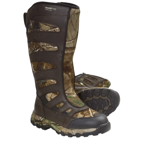 "Irish Setter Ladyhawk Hunting Boots - 15"", Waterproof, Insulated (For Women) in Realtree Ap"