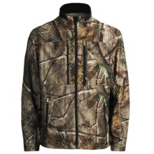 Irish Setter Oklee Camo Jacket - Waterproof, Soft Shell (For Men) in Realtree Ap - Closeouts