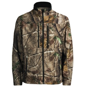 Irish Setter Oklee Camo Jacket - Waterproof, Soft Shell (For Men) in Realtree Ap