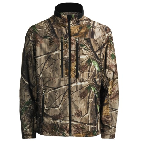 Irish Setter Oklee Camo Soft Shell Jacket - Waterproof (For Men) in Realtree Ap