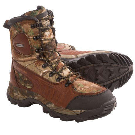 Irish Setter Ridgehawk Gore-Tex® Boots - Waterproof, Insulated  (For Men) in Realtree Ap