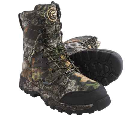 Irish Setter Shadow Trek Gore-Tex® Hunting Boot - Waterproof, Insulated (For Men) in Mossy Oak Break-Up - Closeouts