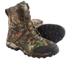 "Irish Setter Shadow Trek Hunting Boots - Waterproof, 9"" (For Men) in Realtree Hardwoods Green Hd - Closeouts"