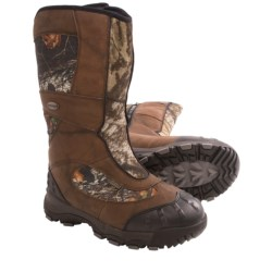 Irish Setter Snow Claw XT Hunting Boots - Waterproof, Insulated (For Men) in Mossy Oak Break-Up/Brown