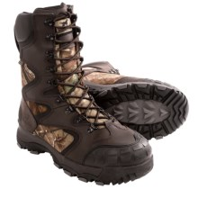 Irish Setter Snowshield Hunting Boots - Waterproof, Insulated (For Men) in Brown/Realtree Ap - Closeouts