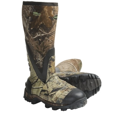 Irish Setter Swampghost Hunting Boots - Waterproof, Insulated (For Men) in Realtree Ap