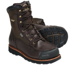 "Irish Setter Upland DSS King Toe Hunting Boots - Waterproof, 9"" (For Men) in Brown"
