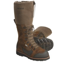 "Irish Setter Wingshooter DSS Viper Hunting Boots - Waterproof,  17"" (For Men) in Brown - Closeouts"