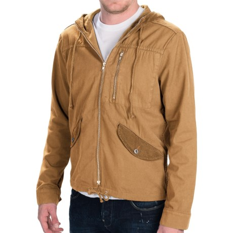 Iron and Resin Arroyo Anorak Jacket (For Men)