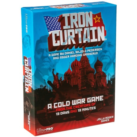 Iron Curtain(R) Card Game
