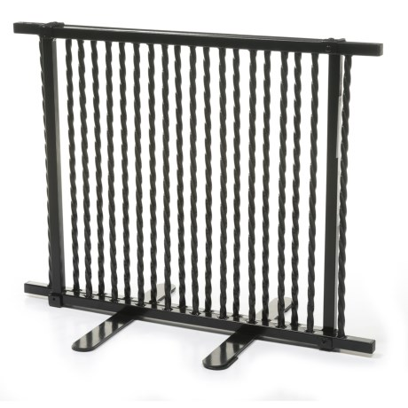 Iron Step-Over Pet Gate - 20?