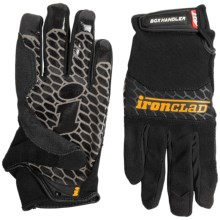 Ironclad Box Handler Work Gloves (For Men and Women) in Black - Closeouts