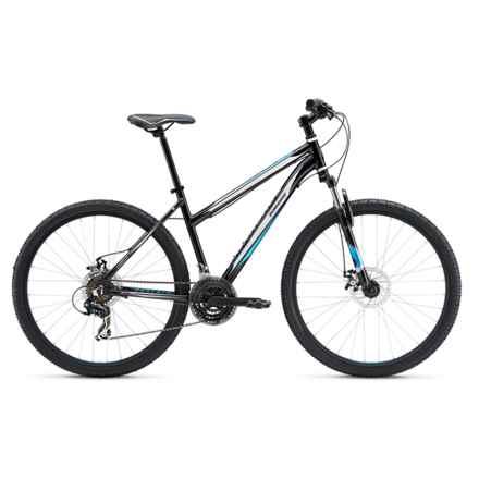 "Ironhorse Black Mountain Hard Tail 20"" Mountain Bike (For Women) in Black - Closeouts"