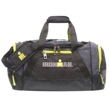 """63ad4ff4277c IRONMAN 21"""" Sport Duffel Bag in Lime - Closeouts"""