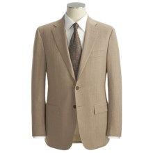 Isaia Fancy Solid Suit - Wool (For Men) in Light Beige - Closeouts