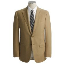 Isaia Solid Wool Suit (For Men) in Beige - Closeouts