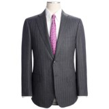 Isaia Stripe Suit - Wool-Cashmere (For Men)