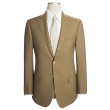 Isaia Wool-Mohair Suit (For Men) in Beige - Closeouts