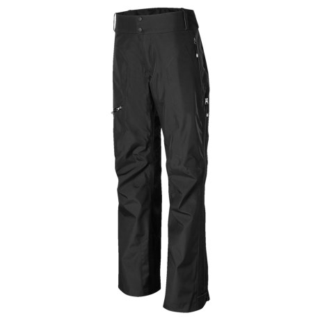 Isis Alta 3L Snow Pants - Waterproof (For Women) in Black