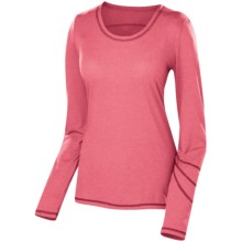 Isis Simplici-Tee Shirt - UPF 30+, Long Sleeve (For Women) in Watermelon - Closeouts