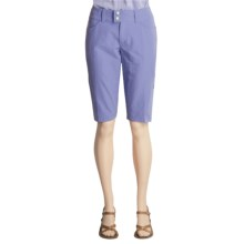 Isis Skipper Capri Pant (For Women) in Mystic Blue - Closeouts