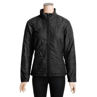 Isis Sultana Jacket - Insulated (For Women) in Black