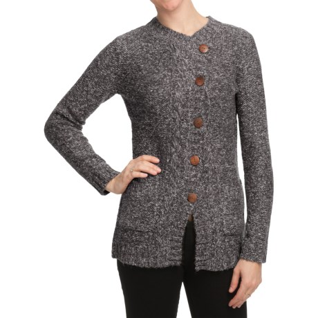 Isis Sydney Cardigan Sweater (For Women) in Jet