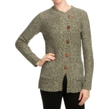 Isis Sydney Cardigan Sweater (For Women) in Tundra - Closeouts