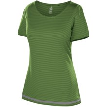 Isis Whirlwind Shirt - Short Sleeve (For Women) in Sprout - Closeouts