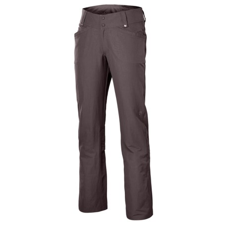 Isis Zola Convertible Pants (For Women) in Mercury