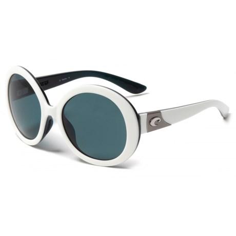 Isla Sunglasses - Polarized 580P Lenses (For Women)