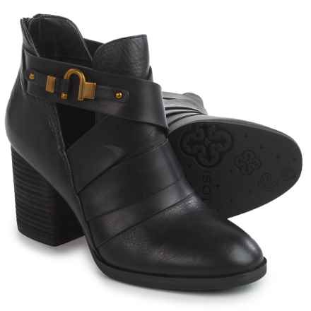 Isola Ladora Boots - Leather (For Women) in Black - Closeouts