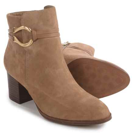 Isola Odell Dress Boots - Leather, Side Zip (For Women) in Summer Sand - Closeouts