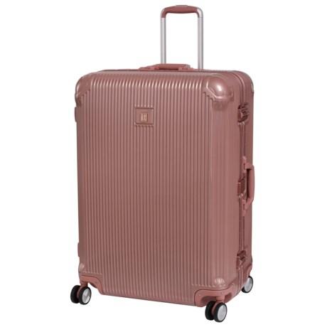 "IT Luggage 21"" Crusader Spinner Suitcase - Hardside in Almondine"
