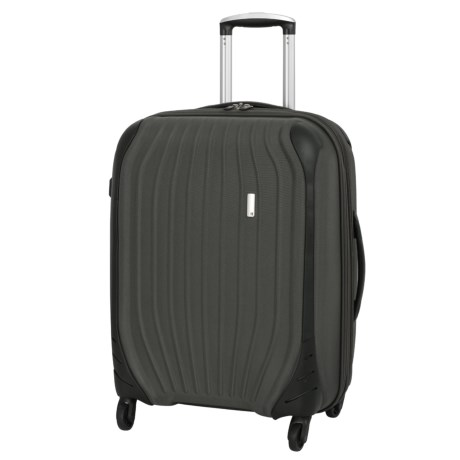 "IT Luggage 24.8"" Impact Frameless Spinner Suitcase"