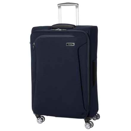 "IT Luggage 27.4"" Tex-Lite Spinner Suitcase in Navy - Closeouts"
