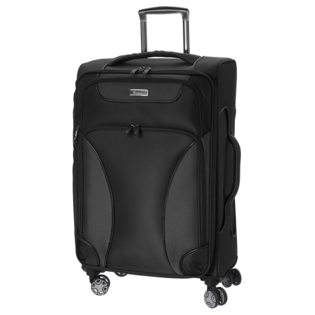 "IT Luggage 27.6"" Paramount Spinner Suitcase in Black"