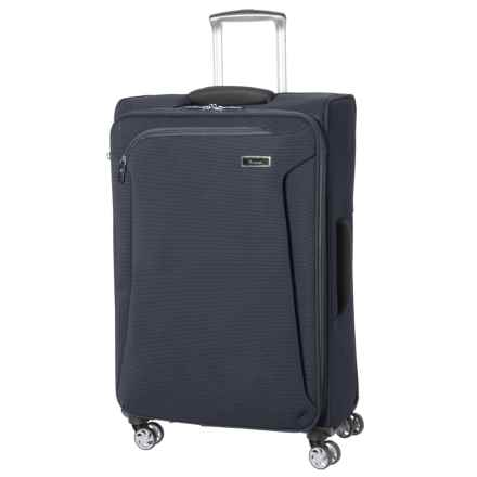 "IT Luggage Tex-Lite Spinner Suitcase - 21.5"" in Grey - Closeouts"