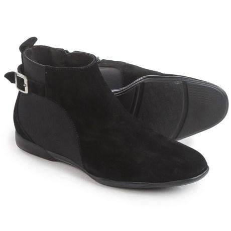 Italian Shoemakers Woodpeak Boots - Suede (For Women)