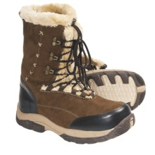 Itasca Anastasia Snow Boots (For Women) in Brown - 2nds