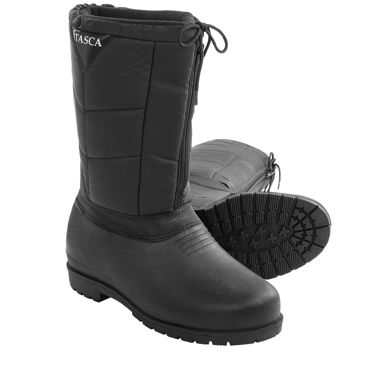 black single men in itasca Itasca boots men cancel itasca men's swampwalker tall black, size us 9 $ 14 99 itasca men's ketchikan winter thermal reflective felt liner snow boot.
