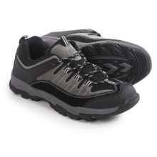 Itasca Bridgeport Low Hiking Shoes (For Women) in Black/Grey - Closeouts