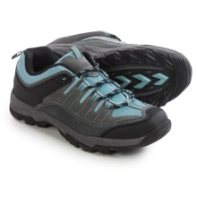 Itasca Bridgeport Low Hiking Shoes (For Women) in Periwinkle - Closeouts