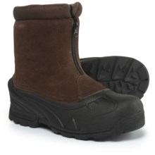 Itasca Brunswick Winter Pac Boots - Insulated (For Men) in Tan/Black - Closeouts