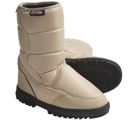 Itasca ComforTemp® Snow Boots (For Women) in Beige/Brown