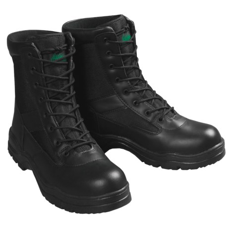 Itasca Commando Boots (For Men) in Black