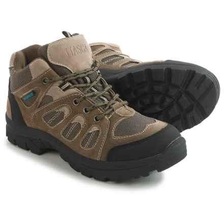 Itasca Cross Creek Low Hiking Boots - Waterproof (For Men) in Tan - Closeouts