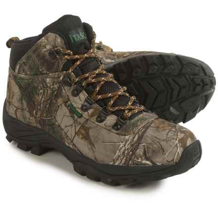 Itasca Dexterity Boots - Waterproof (For Men) in Realtree Xtra - Closeouts